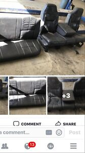 LOOKIN FOR LEATHER SEATS TO FIT 94-01 DODGE RAM