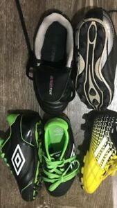 Soccer cleats kids size 11