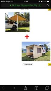 Kings Awning & Awning Tent - Brand New !!! Meadowbrook Logan Area Preview