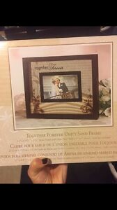Wedding Unity Sand Frame - Brand New! Cambridge Kitchener Area image 1