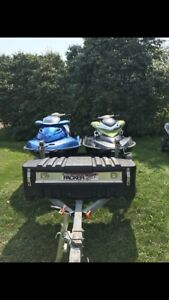 GTX215 and RXP215 with dual Trailer