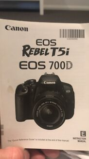Wanted: Cannon eos 700d