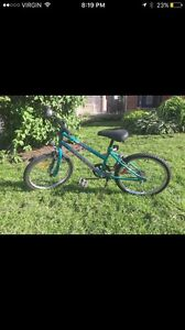 MINT CONDITION BICYCLE FOR 7-12 YEAR OLDS!