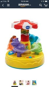 VTech Spin and Learn Colour Carousel