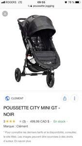 Poussette city mini GT