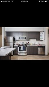 1 bedroom sublet in downtown St. Catharines