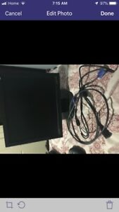 Computer monitor (old but working)