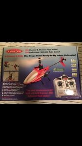 ALMOST NEW INDOOR/OUTDOOR REMOTE CONTROL HELICOPTER. Osborne Port Adelaide Area Preview