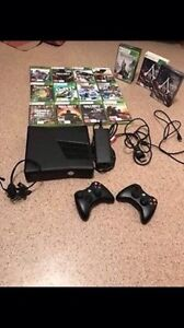 Xbox 360 slim lots of new games Adelaide CBD Adelaide City Preview
