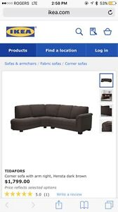 ** NEW IKEA COUCH **