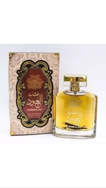 Khashab Al Oud by Ard Al Zaafaran Agaar and Sandalwood Eau De Parfum 100ml