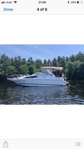 1997 Bayliner Cierra 2655 Ciera 27ft no trailer