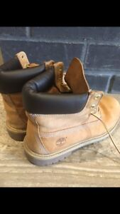 Size 7 Timberland Boots for Men
