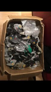 N64 Nintendo 64 controllers  West Island Greater Montréal image 2