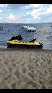 Motomarine sea-doo gtx supercharged