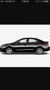 Subaru Impreza 2015 lease (290$/month) or buy