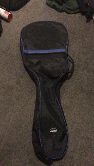 Ashton Guitar Case w/ Back Straps
