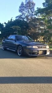 1993 Nissan Skyline R33 GT-ST Capalaba West Brisbane South East Preview