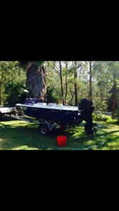 16ft mustang boat and trailer, swap/trade,