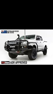 FRONT WINCH COMPATIBLE NEW 4X4 BARS $999 was $1599