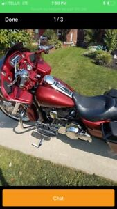 Fast road glide maybe trade for truck or suv