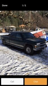 Parts truck 1000$ or trade
