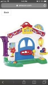 Fisher price learn laugh home (French)