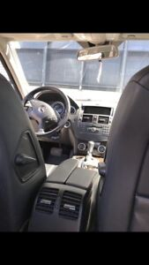 Mercedes benz 2008 c230 4matic