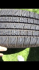 All season tires!!! Great deal!!!