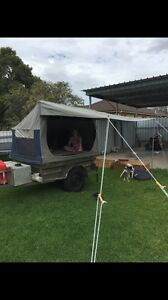 Camp trailer Cessnock Cessnock Area Preview