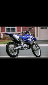 2016 YZ250x like new !