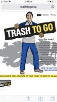 Garbage & Junk Removal. Call or Text 7804462328
