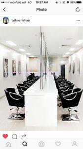 Ladies hair cut. Fortitude Valley Brisbane North East Preview