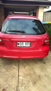 2001 Honda Civic Hatch Broadview Port Adelaide Area Preview