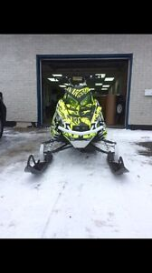 Polaris Rmk Assault 800 154""