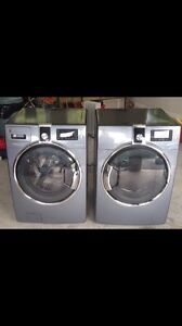 KENMORE ELITE  FRONT-LOADING WASHER & DRYER