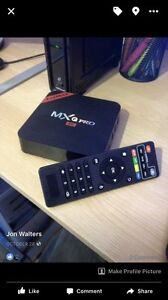 Android tv boxes- free iptv no monthly fee