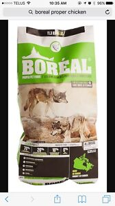 Boreal proper chicken dog food