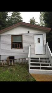 Whitefish Lake Resort Camp - Cabin + Trailer