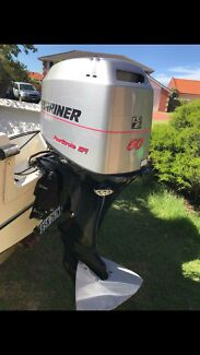 50hp mariner four stroke Gwelup Stirling Area Preview