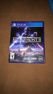 STAR WARS: BATTLEFRONT 2 PS4 [Price in Desc.]