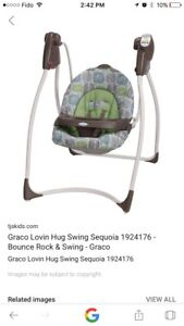 $20 OBO / Graco Swing  ***  9/10 condition