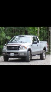 05 Ford f 150 fx4