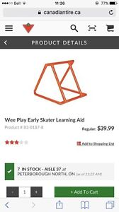 Wee Play ice skating aid