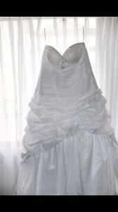 Signature plus brand wedding dress