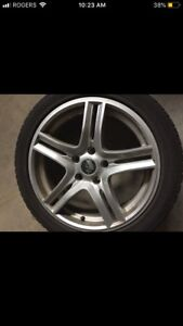225/45/17 tires on 17inch rims