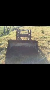 John Deere Front End Loader Frame Pipers River George Town Area Preview