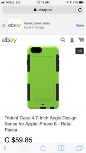 6 Trident ages series cases iPhone 6