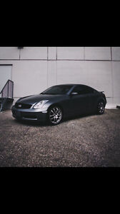 2005 G35 Coupe. Great condition
