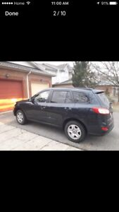 For Sale Nice Hyundai Santa Fe  2011